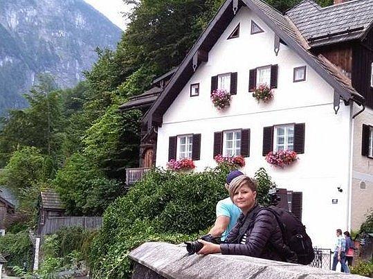 Dagmar Piklová z Plané ráda vyráží na výpravy za poznáním a jednou z nich byla i nedávná návštěva Alp.