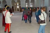 Národní kulturní památku, Jízdárnu ve Světcích, čeká příští rok 150 let od dokončení.
