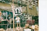 Excentr si zahrál v 90. letech také na památném festivalu ve Starém Kolíně. Tehdy zpíval Jožka Pleško.