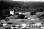 Zelenkův mlýn v roce 1940.