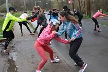 Účastníci akce si mohli vyzkoušet různé tréninkové metody.