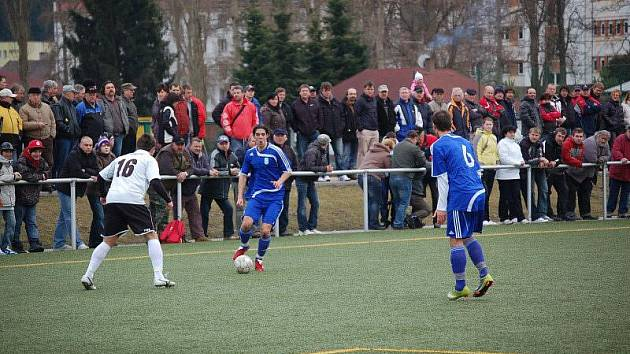 Z utkání FK Tachov – Slavoj Stod (5:3)