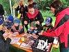 FOTOGALERIE: V Kostelci připravili pro děti procházku pohádkovým lesem