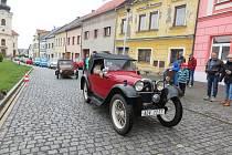 Májová jízda projela Tachovskem