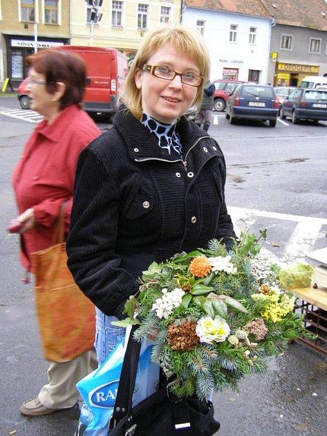 Lenka Danková z Plané.