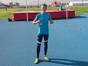 Jakub Davidík za sebou má první cvičné běhy na Olympijských hrách mládeže v Buenos Aires. Dnes se
