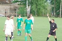Fotbal: TJ Rozvadov – TJ Klatovy B 10:0