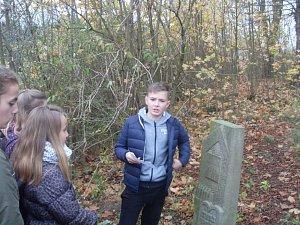 Školáci navštívili v Tachově  zajímavá místa.