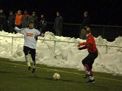 Fotbal: FK Tachov – V. Plzeň B 0:2.