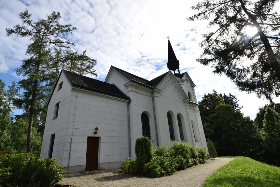Čtenářka Deníku Monika Šavlová vyfotila, co je nového v Konstantinových Lázních.