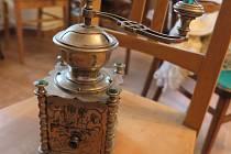 V Černošíně dnes začíná výstava kafemlýnků.