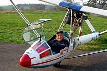 Pilotka Jaroslava Hanzalová bude mít brzy na svém kontě už pět set hodin lítání.