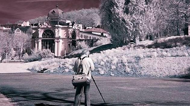 Ilustrační foto (infra fotografie)