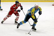 Hokejisté nestačili v Plzni na Kaznějov
