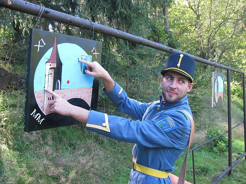 Na stříbrské střelnici se konaly královské střelby. Těch se zúčastnili střelci z celé republiky.