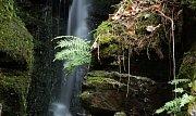 Vodopády Tachovsko