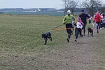 Sourozenci Andrlovi vyhráli na mistrovství republiky v canis crossu.