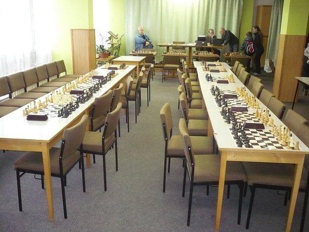 Zmládežnického šachového turnaje.