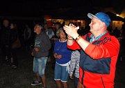 V Konstantinových Lázních se uskutečnil další ročník Švihák festu. Hlavním hřebem večera byli legendární Turbo.