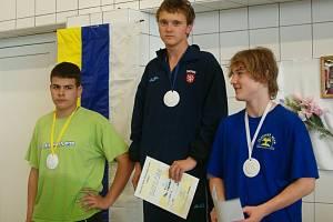 Plavci Slavoje sbírali medaile a zkušenosti