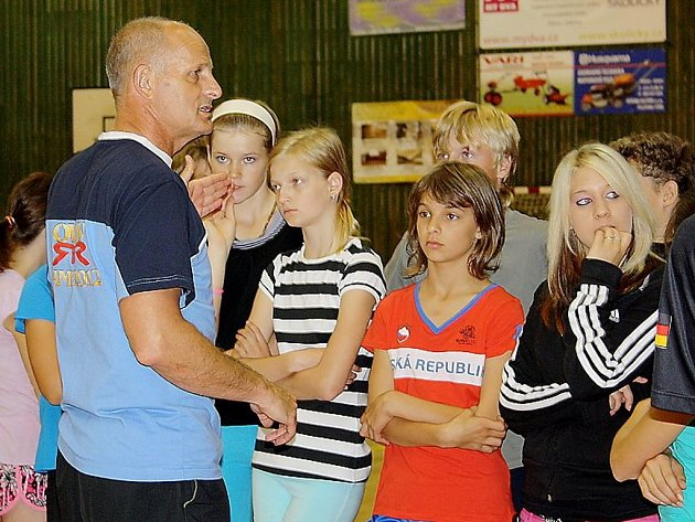 Krajské finále Odznaku všestrannosti olympijských vítězů se konalo v pátek v Tachově. Soutěž je určena žákům šestých a sedmých tříd základních škol.