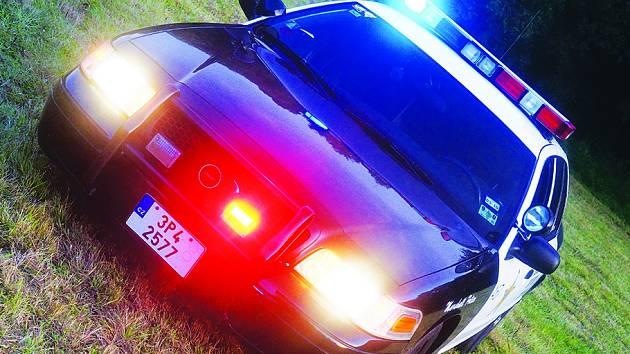 Při sobotním Rozloučení se sezónou se v Tachově objevil i policejní Ford Crown Victoria, který je jediným svého druhu v České republice.
