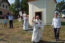 Osady Lobzy a Plezomy oslavily devět set let