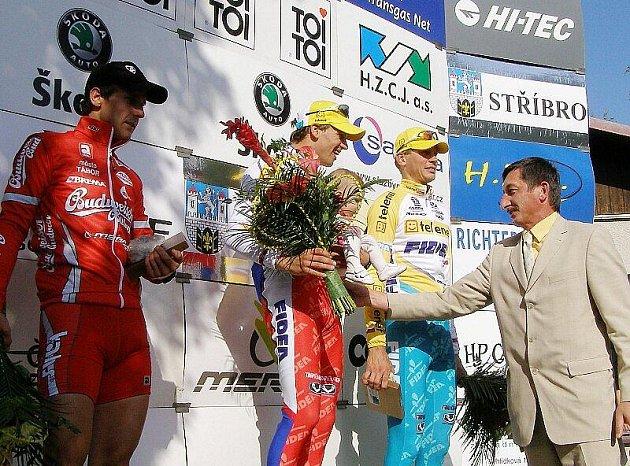 Štybar zvítězil ve svém rodném městě.