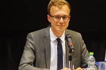 Během poslední veřejného zasedání zastupitelstva města Tachova byl zvolen nový místostarosta Jan Straka (na fotografii).