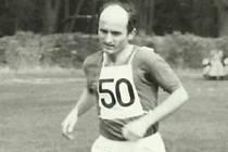 Traťový rekord ´pístovského´ běhu drží Vlastimil Zwiefelhofer už z roku 1980.