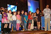 Populární dětská pěvecká soutěž Solasido se konala v Stříbře.
