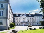 Zámek v Tachově - ilustrační foto.