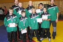Zápas: Ve Stříbře se konalo druhé kolo Oblastní ligy žáků ve volném stylu.