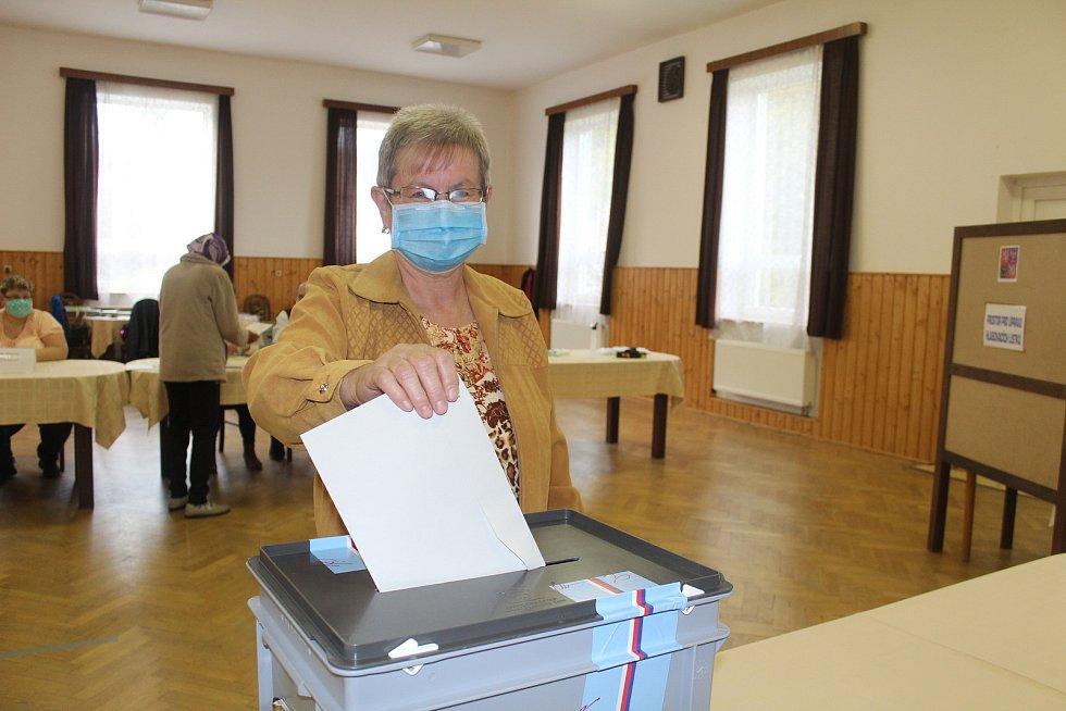 Anna Rejchrtová nevynechala snad žádné volby.