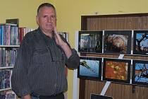 V Tachově vystavuje své fotografie Jan Picka.