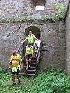 Spřátelené Tachovy vyráží společně na kolech