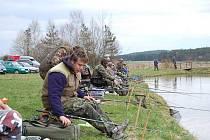 V sobotu se ve Stráži konaly rybářské závody
