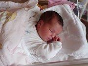 Julie (3,48 kg, 50 cm) přišla na svět 6. března v 9:52 ve FN v Plzni. Z jejího narození se radují maminka Jana Hrabáčková a tatínek Jan Berky z Lomu u Stříbra. Doma se na sestřičku těší bráška Honzík (4,5).