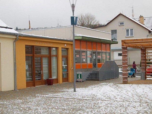 OBJEKT INFOCENTRA v Konstantinových Lázních by se měl počátkem příštího roku dočkat nového nájemce.