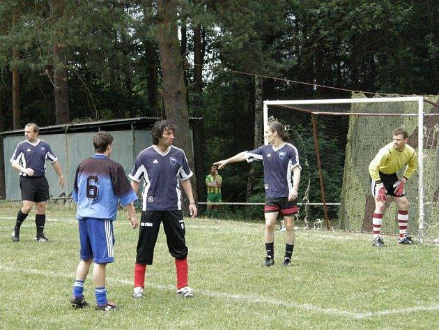 Desátý ročník turnaje v minikopané se konal o uplynulém víkendu v Holostřevech