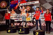 Dominik Kučeřík si na závěr sezóny připsal další úspěch v podobě třetího místa na juniorském MMČR