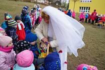 V Mateřské škole Pošumavská vítali jaro.