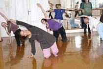 SLOVENSKÁ TANEČNICE ANNA CAUNEROVÁ vede dvoudenní  taneční seminář v Základní umělecké škole v Tachově.
