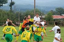 Derby Rozvadov - Stříbro skončilo 1:1.