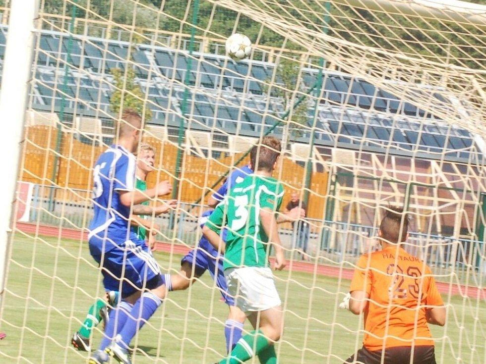 Fotoreportáž z městského stadionu.