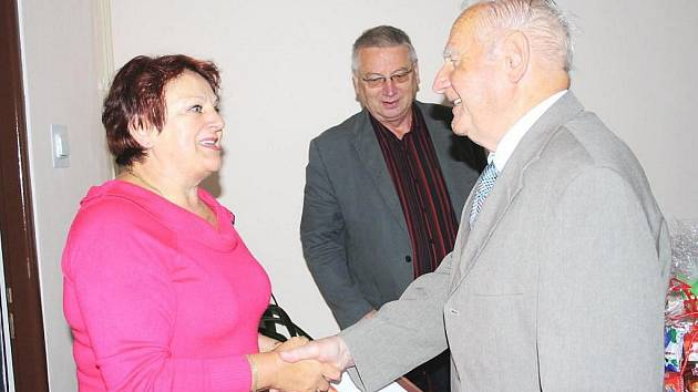 Miloslav Benda z Tachova slavil v sobotu dvaadevadesáté narozeniny