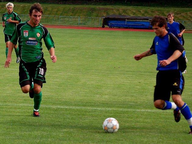 Fotbalová divize: Fotbalový klub Tachov – 1. FK Příbram B 1:1 (0:0)