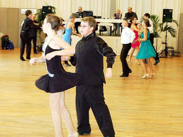 Taneční soutěž v Tachově