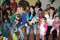 Vítání občánků v Cebivi