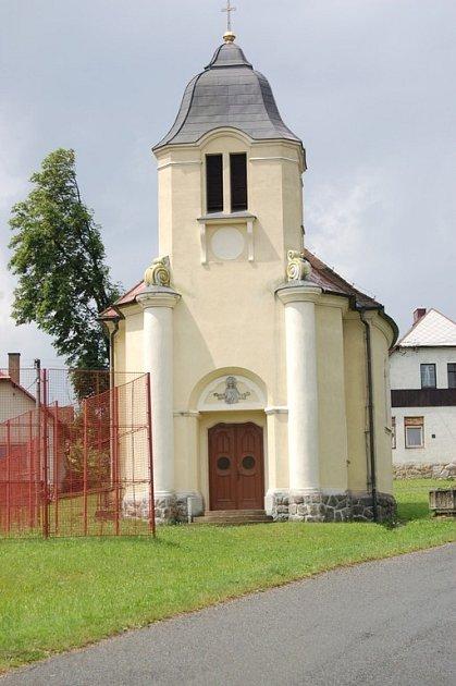 Kaple Srdce Páně ve Ctiboři